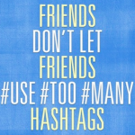 Le tre regole per utilizzare gli hashtag con successo