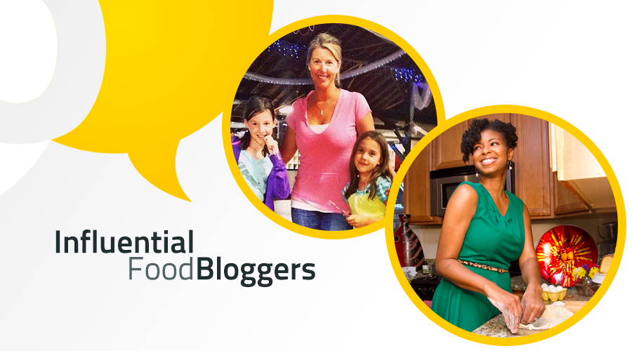 Best Food Bloggers online