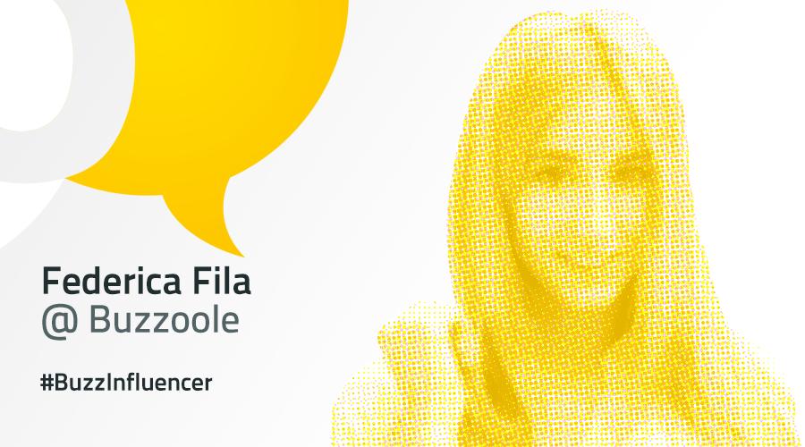 #BuzzInfluencer: intervista a Federica Fila