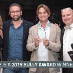 Buzzoole is a Winner of the 2015 Bully Award!