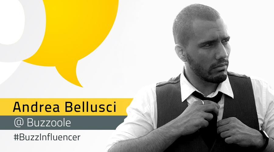 #BuzzInfluencer: intervista ad Andrea Bellusci