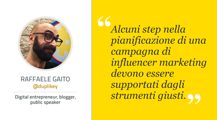 10 tool per creare e gestire campagne di Influencer Marketing