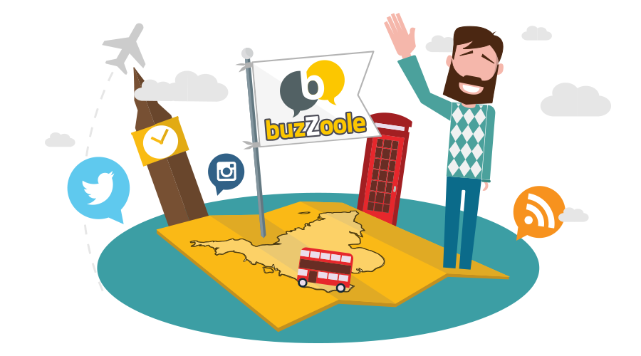 Buzzoole recognized as a disruptive startup by the UK Trade & Investment