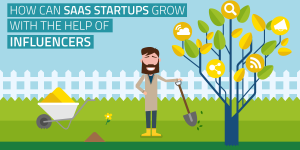 How Can SaaS Startups Grow With The Help Of Influencers