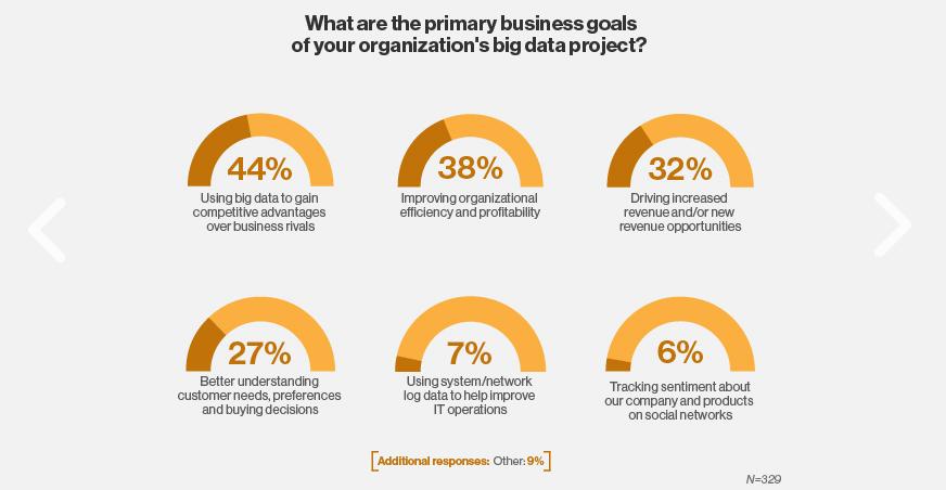 Primary business goals