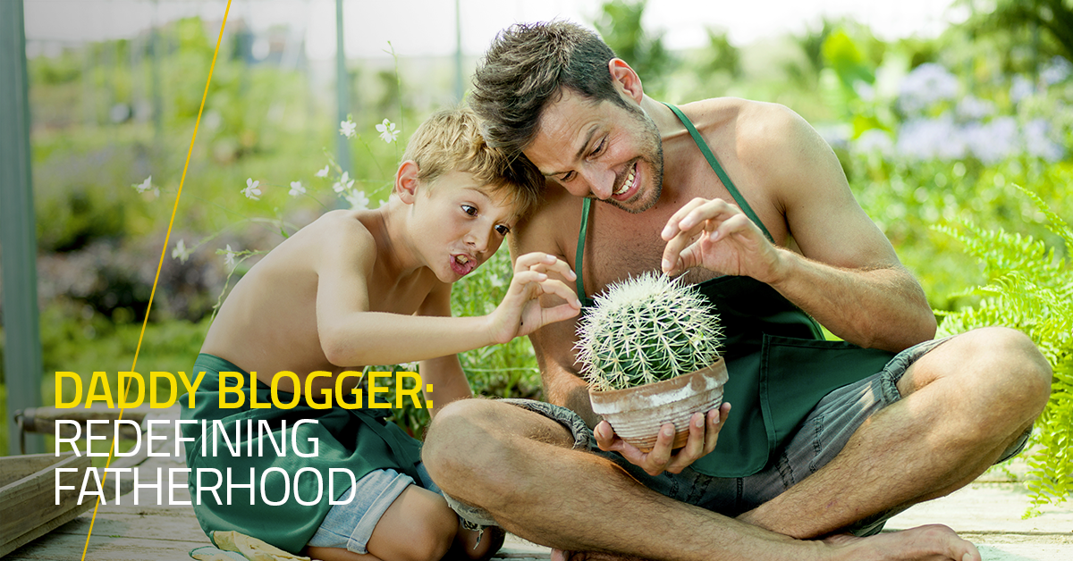 Daddy Bloggers: redefining fatherhood