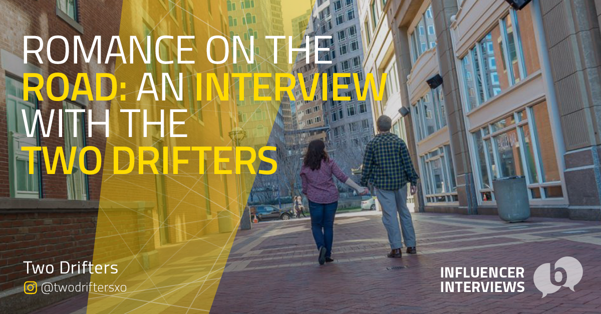 Romance on the Road: an interview with the Two Drifters