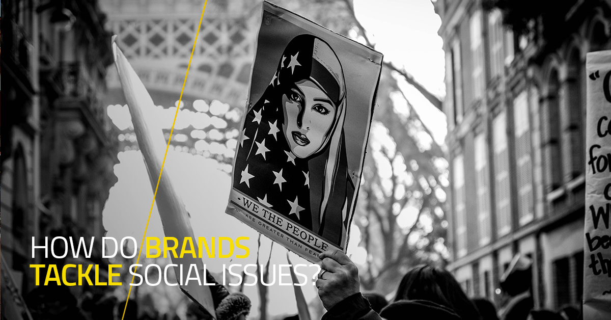 How Do Brands Tackle Social Issues?
