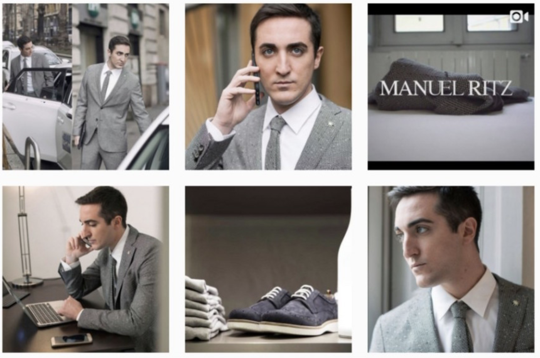 Matteo Achilling joining the Manuel Ritz campaign