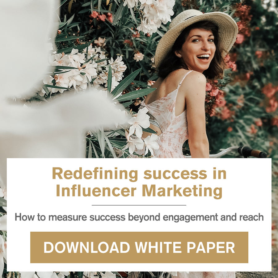 White paper - Redefining success in Influencer Marketing