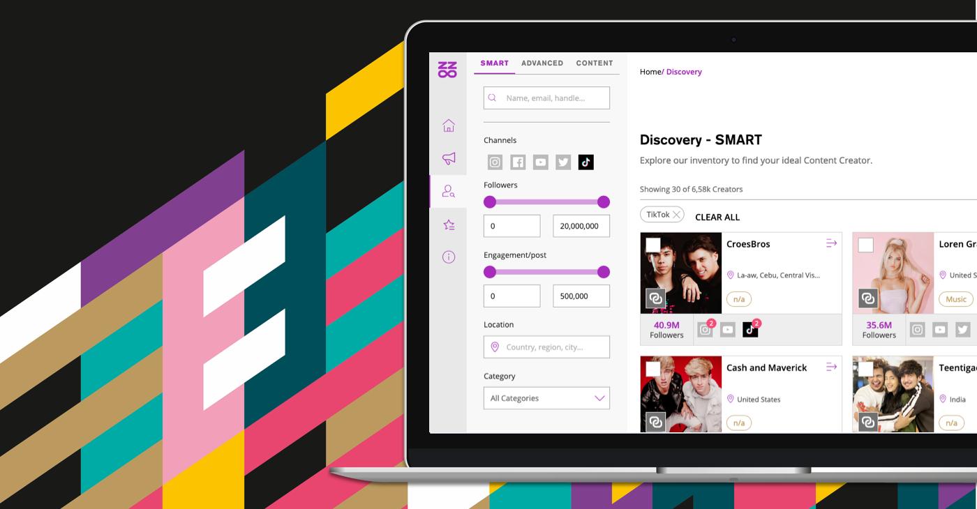 Trova i migliori influencer TikTok per il tuo brand