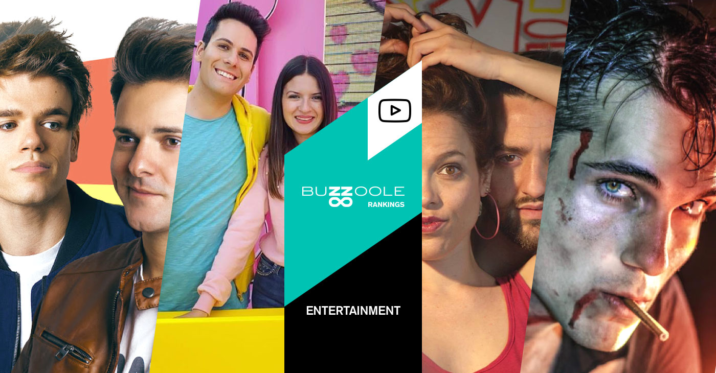I migliori influencer entertainment su YouTube nel 2019