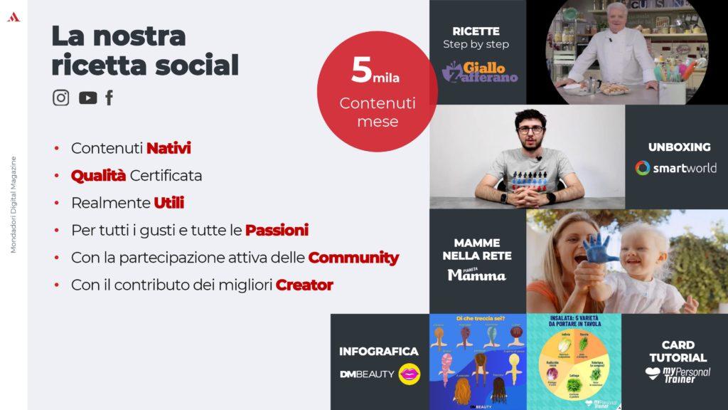 le linee guida da seguire per il successo sui social