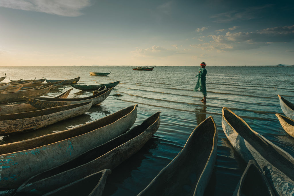 Simone Bramante campagna traces of water tanzania