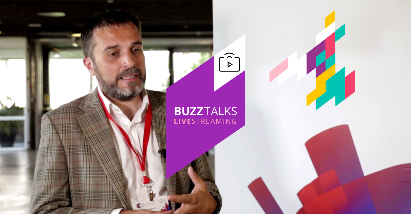 buzztalks live streaming con andrea fagnoni