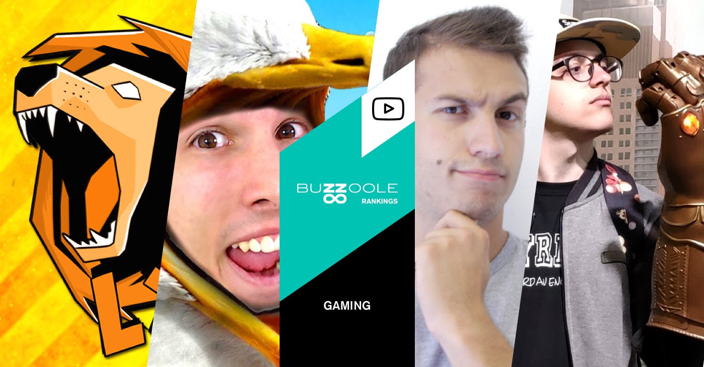 I migliori Gaming influencer italiani su YouTube