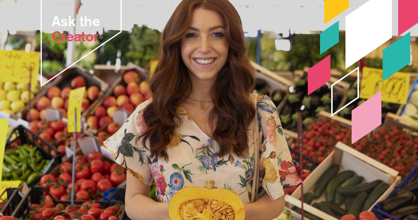 "Ask the creator: intervista a Carlotta Perego ""Cucina Botanica"""