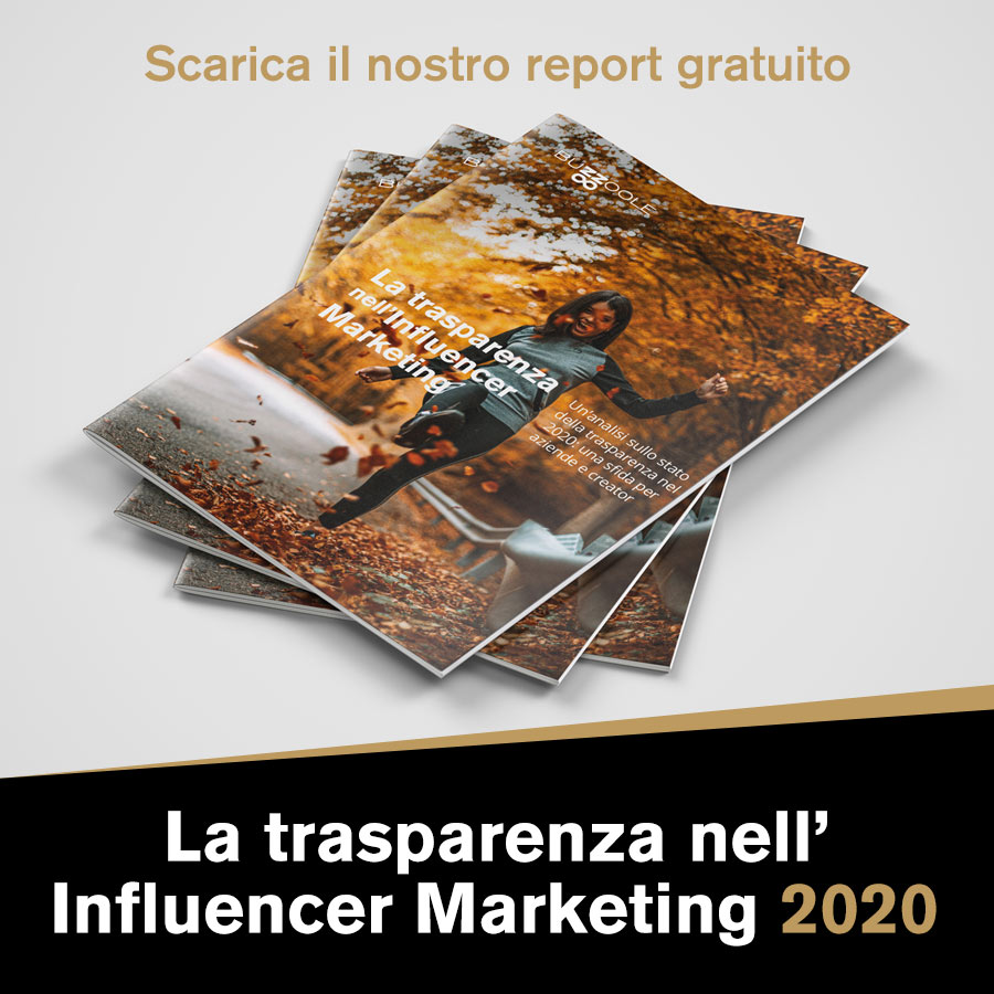 La trasparenza nell'Influencer Marketing 2020
