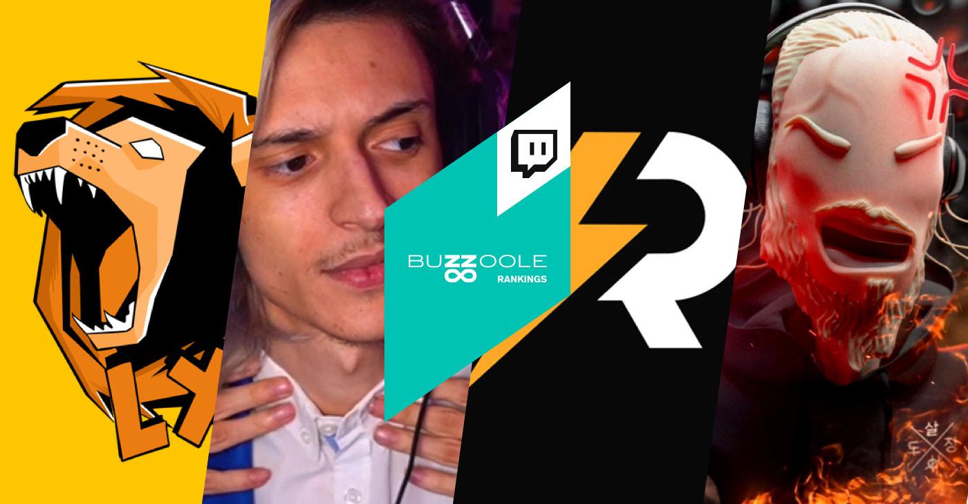 I migliori influencer italiani su Twitch del 2021