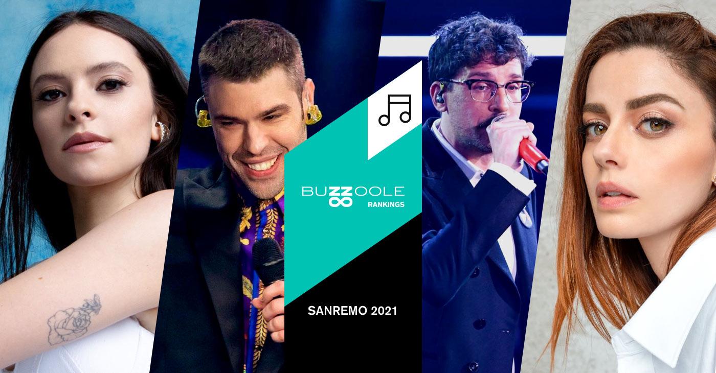 Sanremo 2021: cantanti sempre più influencer