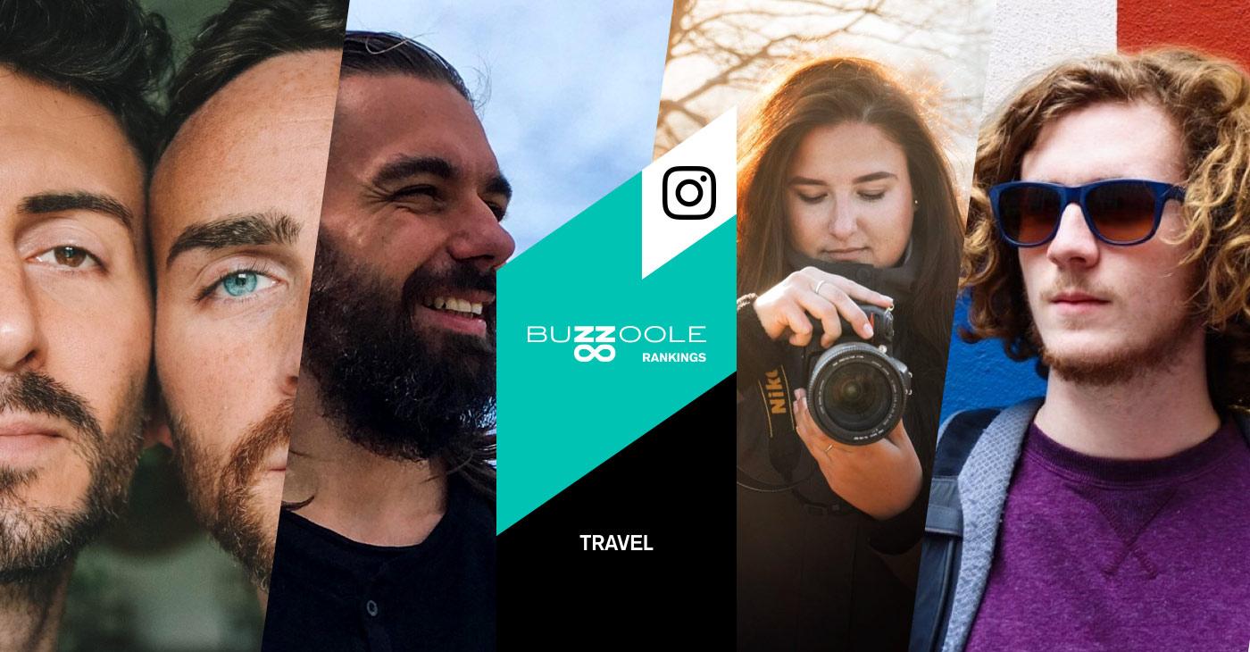 I migliori travel influencer italiani su Instagram