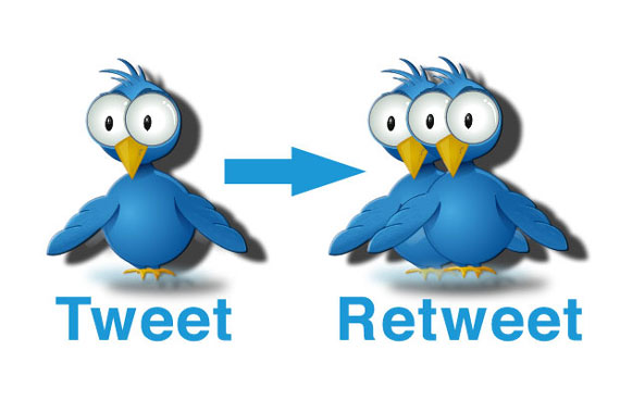 Blog.Tweet.Retweet