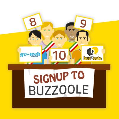 Buzzoole judges