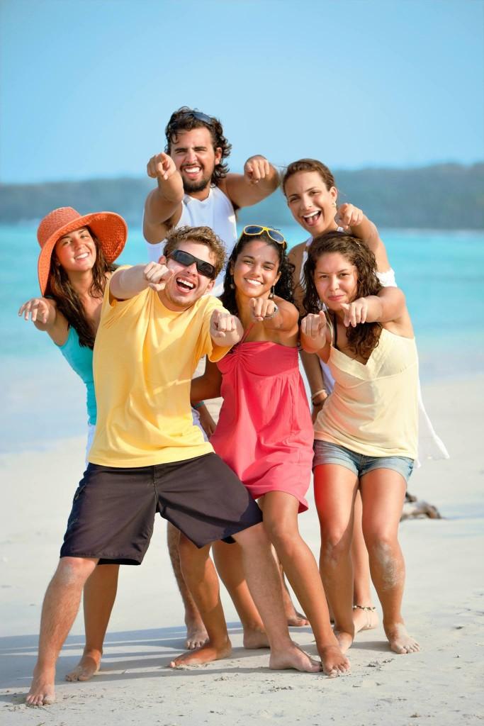 Su MSC #navedeigiovani c'è la possibilità di partecipare a party esclusivi
