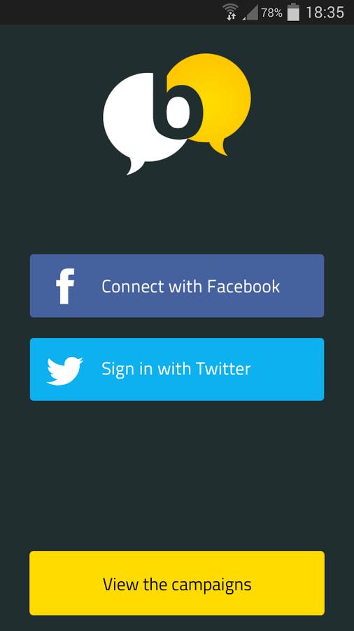 Buzzoole Mobile Application